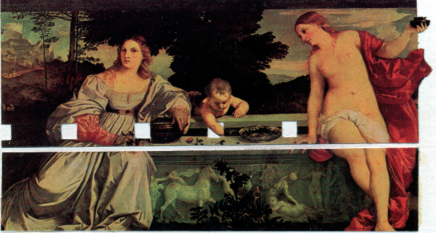 """Opera """"Dentro il miraggio"""""""