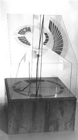 scultura di Franco Berdini-