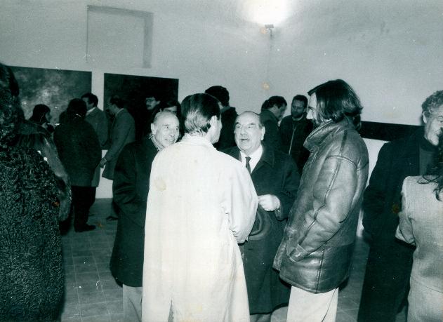 I fratelli Ciarletta, Rolando Alfonso e Enrico Sconci