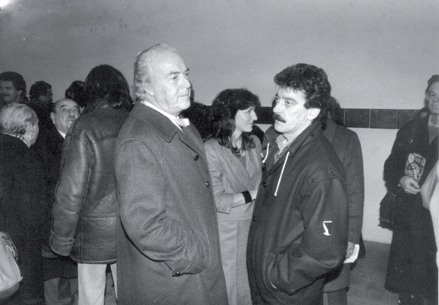Nino Gagliardi e Antonio Rauco