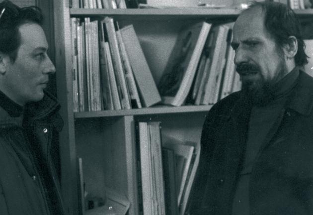 Michelangelo Lupone e Albert Mayr