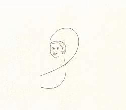 Gino De Dominicis, Senza titolo, litografia 139/300