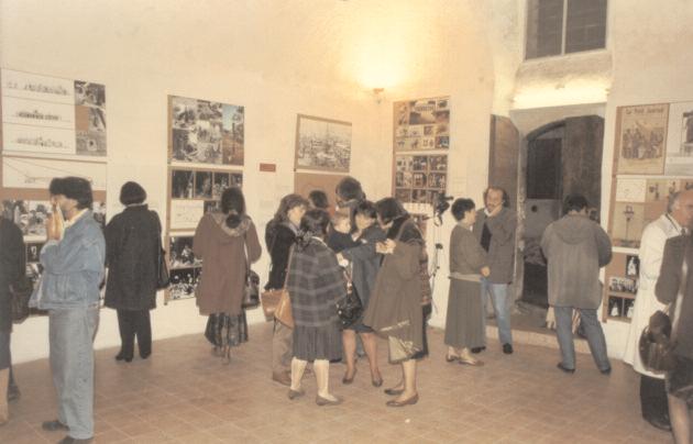 """Inaugurazione della mostra """"il campo dei segni"""""""