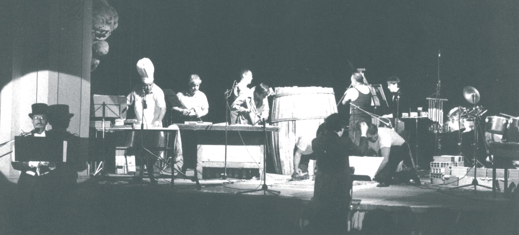 "Concerto ""Experimendum Mundi"" di Giorgio Battistelli"