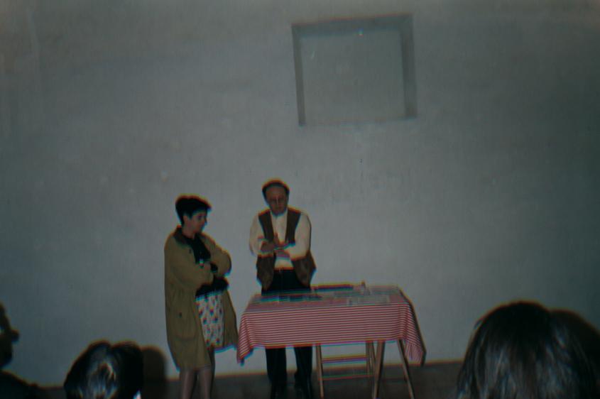Carla Mastropietro e Luciano D'Angelo