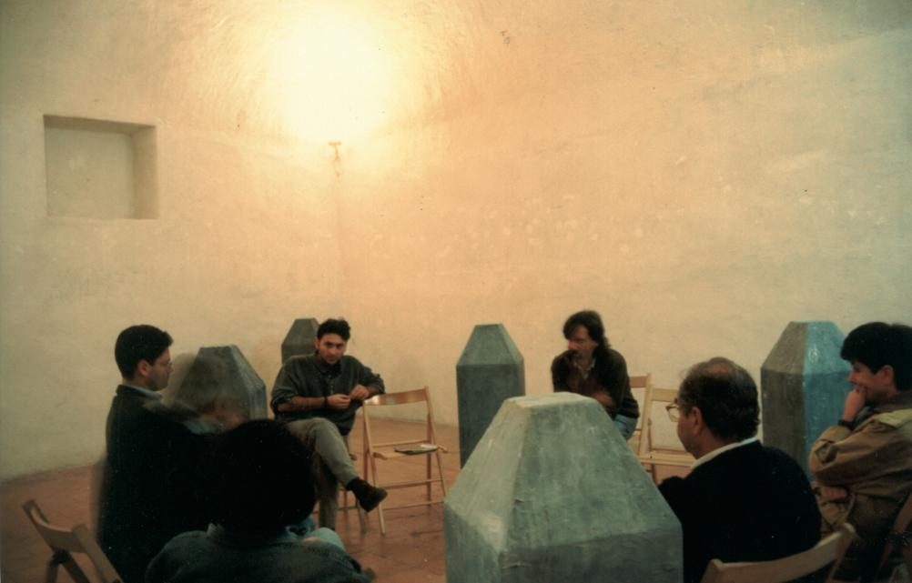 Installazione di Massimiliano Scuderi
