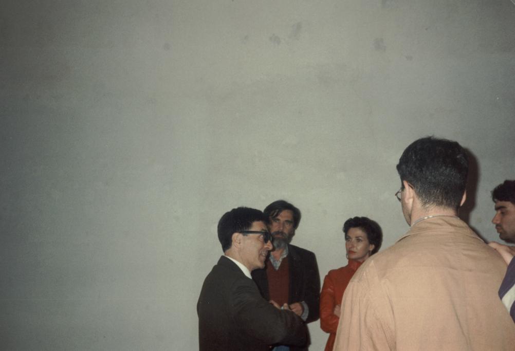 Conferenza di Sergio Lombardo