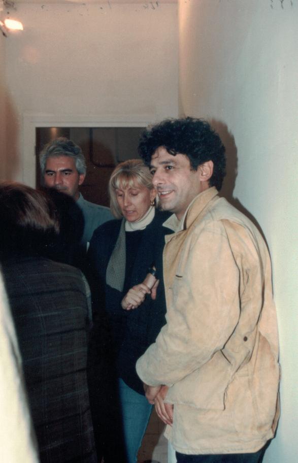 Laura Cherubini e Nunzio