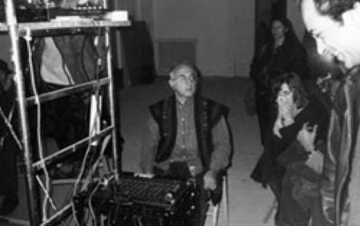 Performance di Roberto Laneri