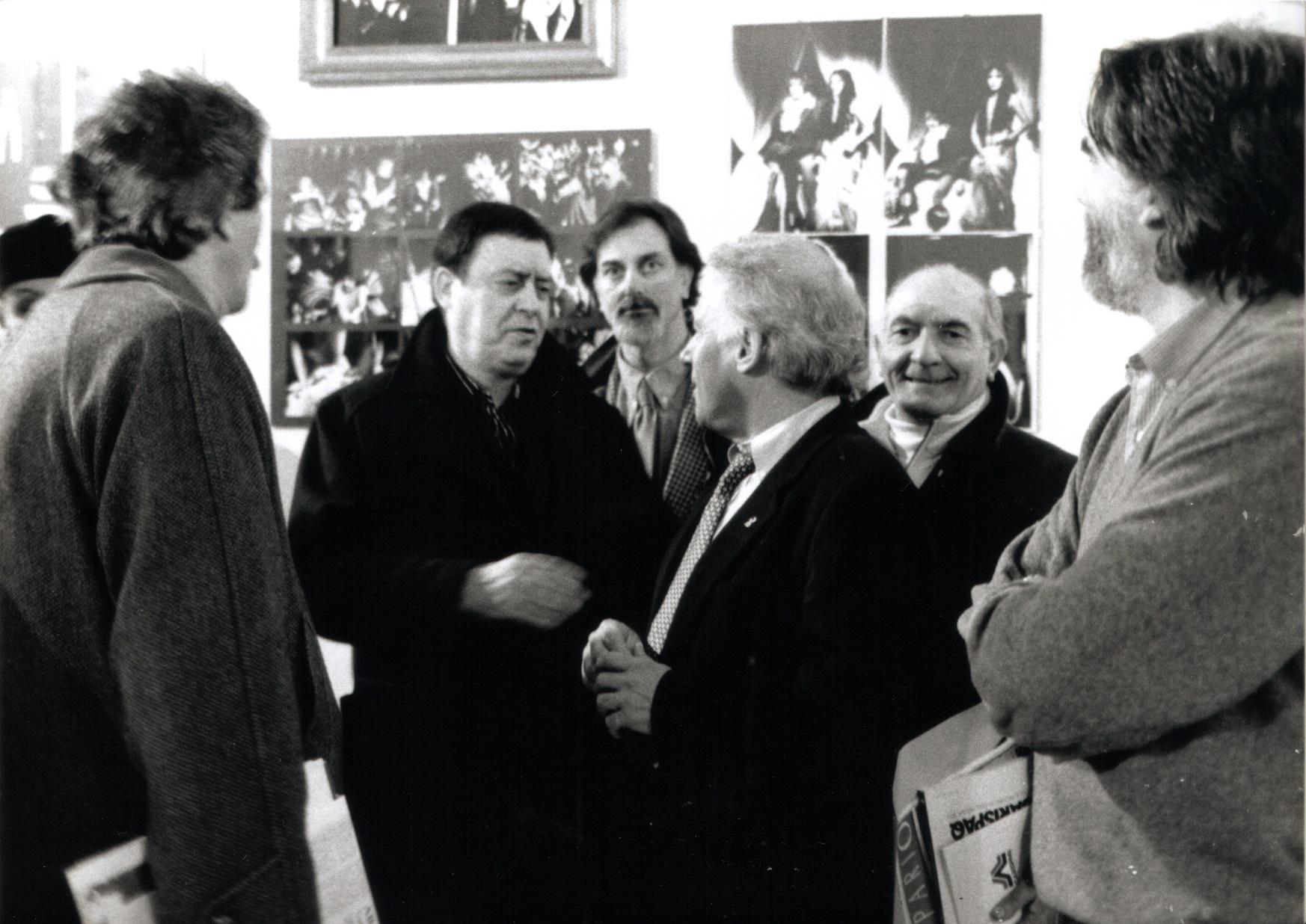 CARMELO BENE AL MUSEO