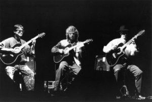 Guitar California Trio
