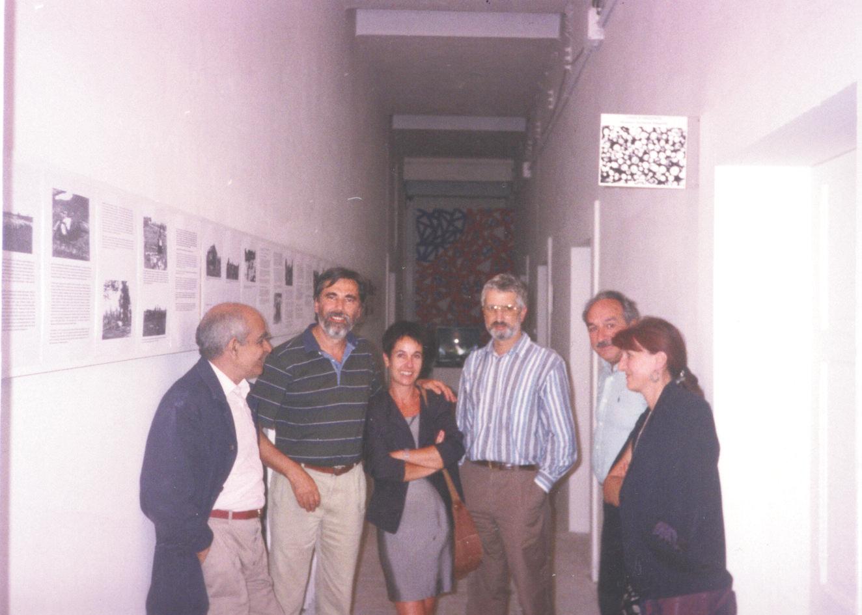 Gino Marotta, Enrico Sconci, Carla Mastropietro, Roberto Soldati, Fernando Di Pietro e Lea Contestabile
