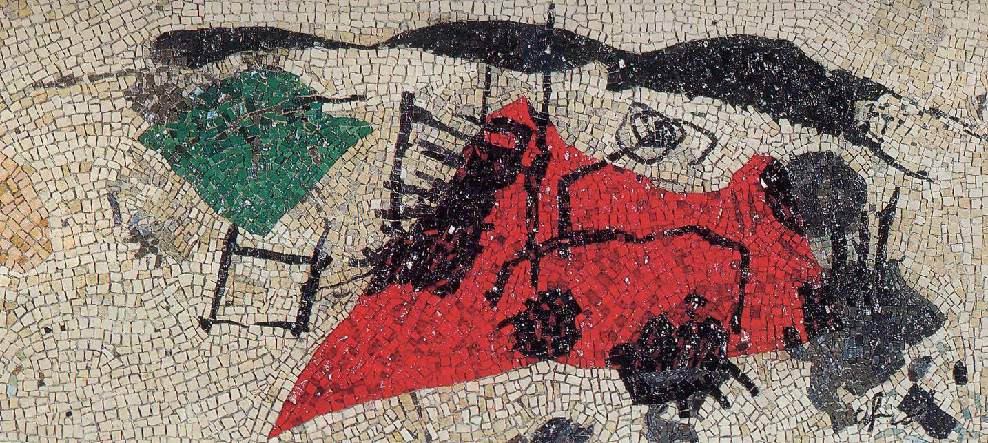 """Rosso - Verde"", 1968"