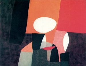 "Grafica ""Le flacon"", 1975"