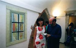 Matilde Mulè e Marcello Mariani