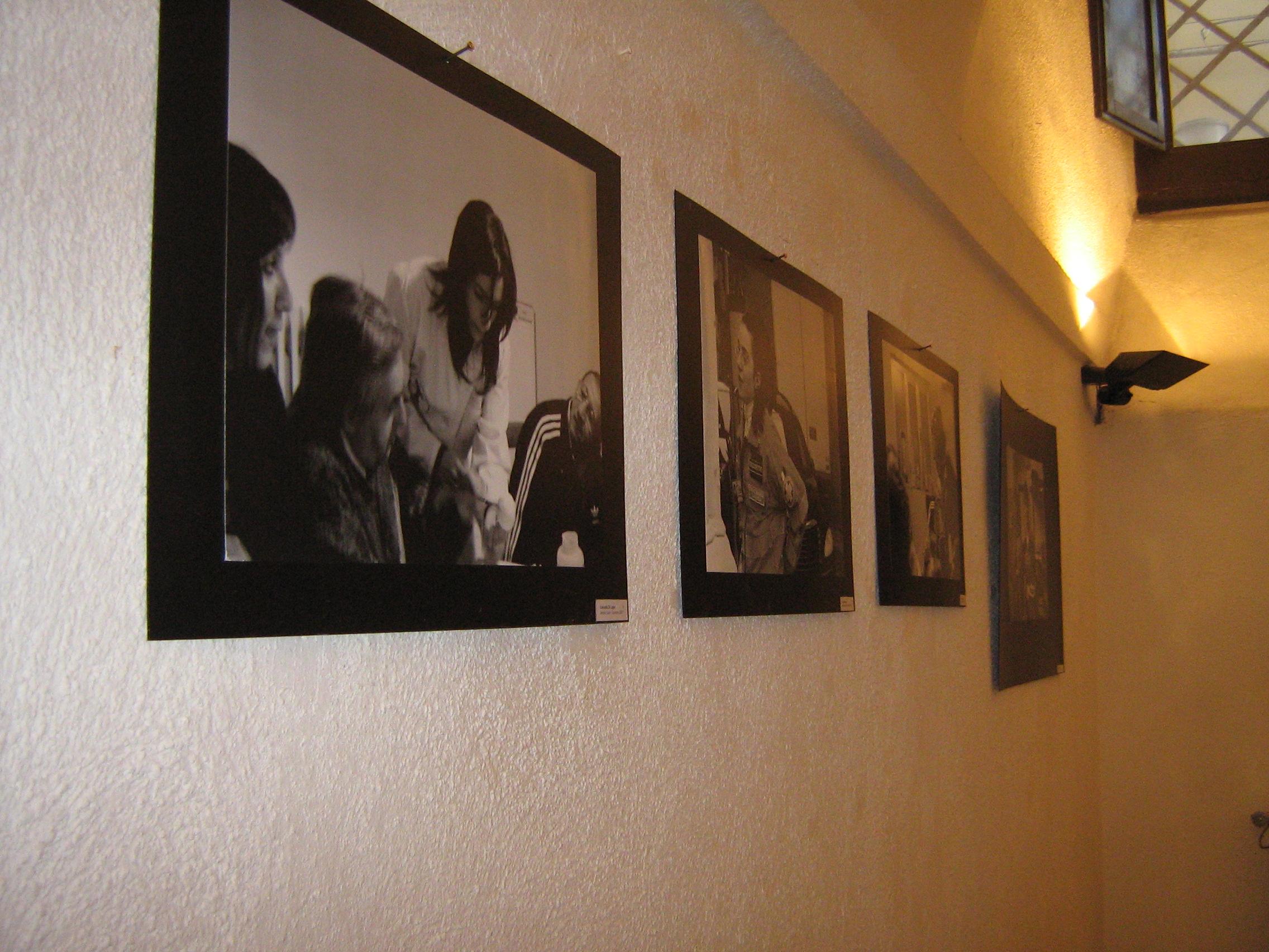 Mostra fotografica di Antonio Cacio e Salima Cure