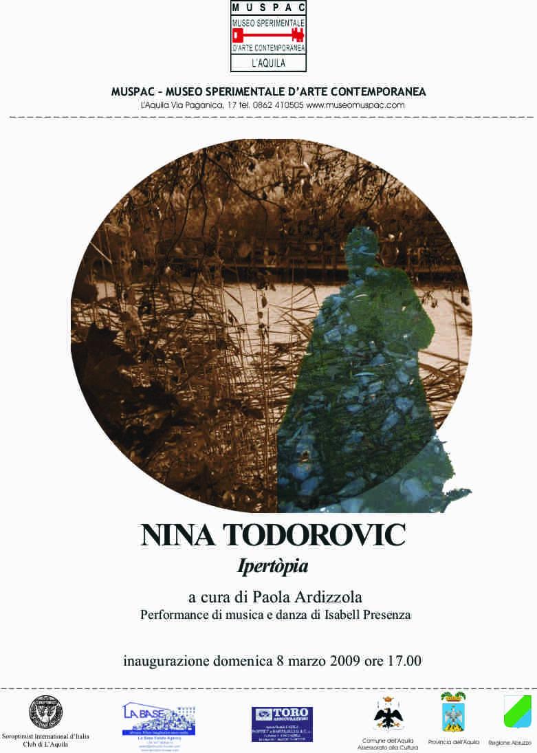 locandina Nina Todorovic