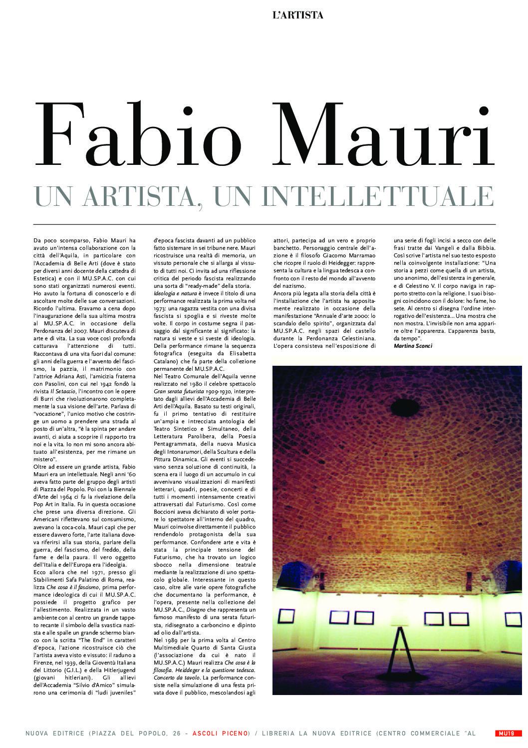 Fabio Mauri