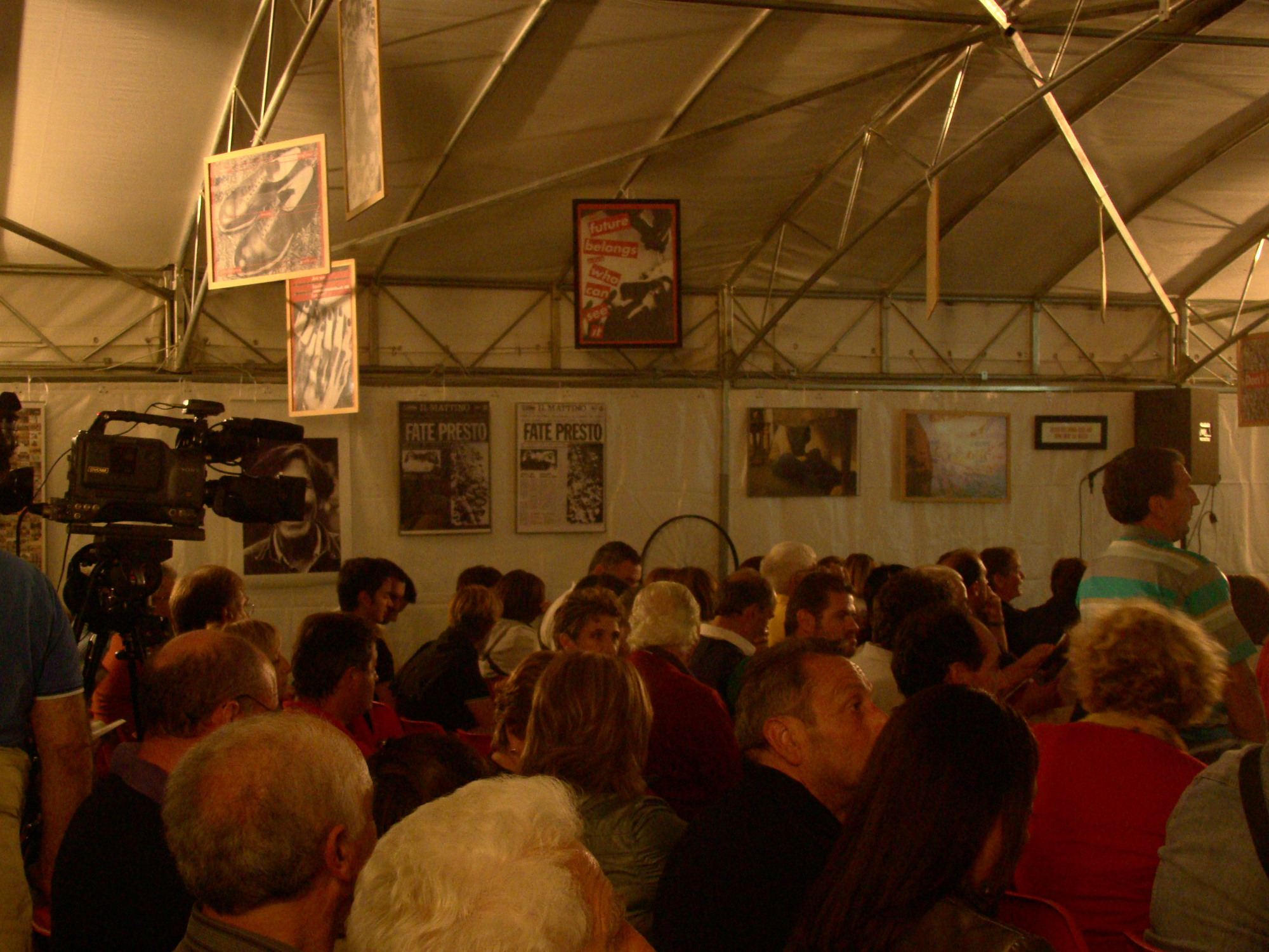 Il MuSpAC partecipa alla Festa Democratica della cultura