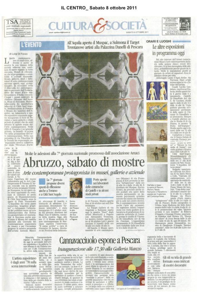 IL CENTRO_sabato_8_10_2011