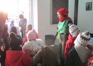 Laboratori didattici con i bambino delle scuole elementari
