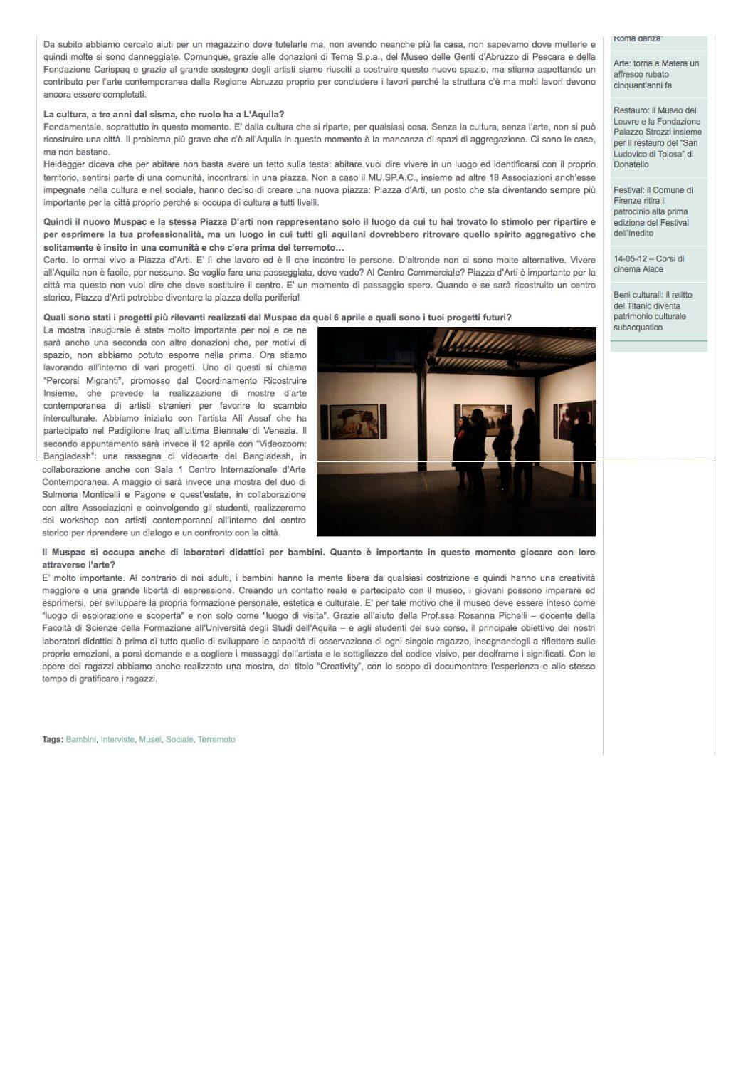 TAFTER_Un museo, una piazza, l'aquila rinasce dalla cultura_06_04_2012 (trascinato) 2