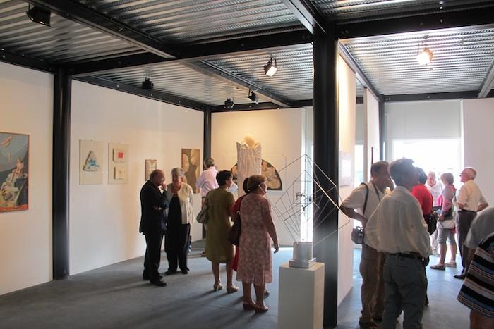 Presentazione della mostra