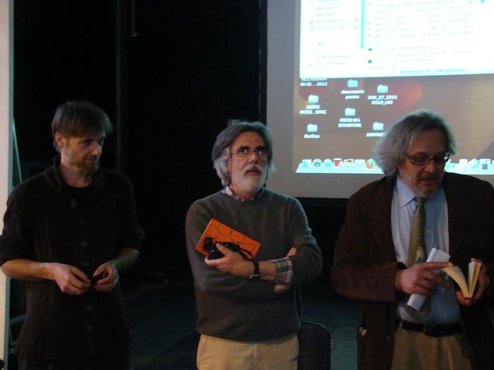 Francesco D'Incecco, Enrico Sconci e Marcello Gallucci