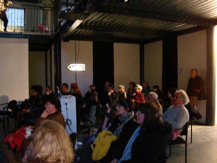 Pubblico presente all'evento