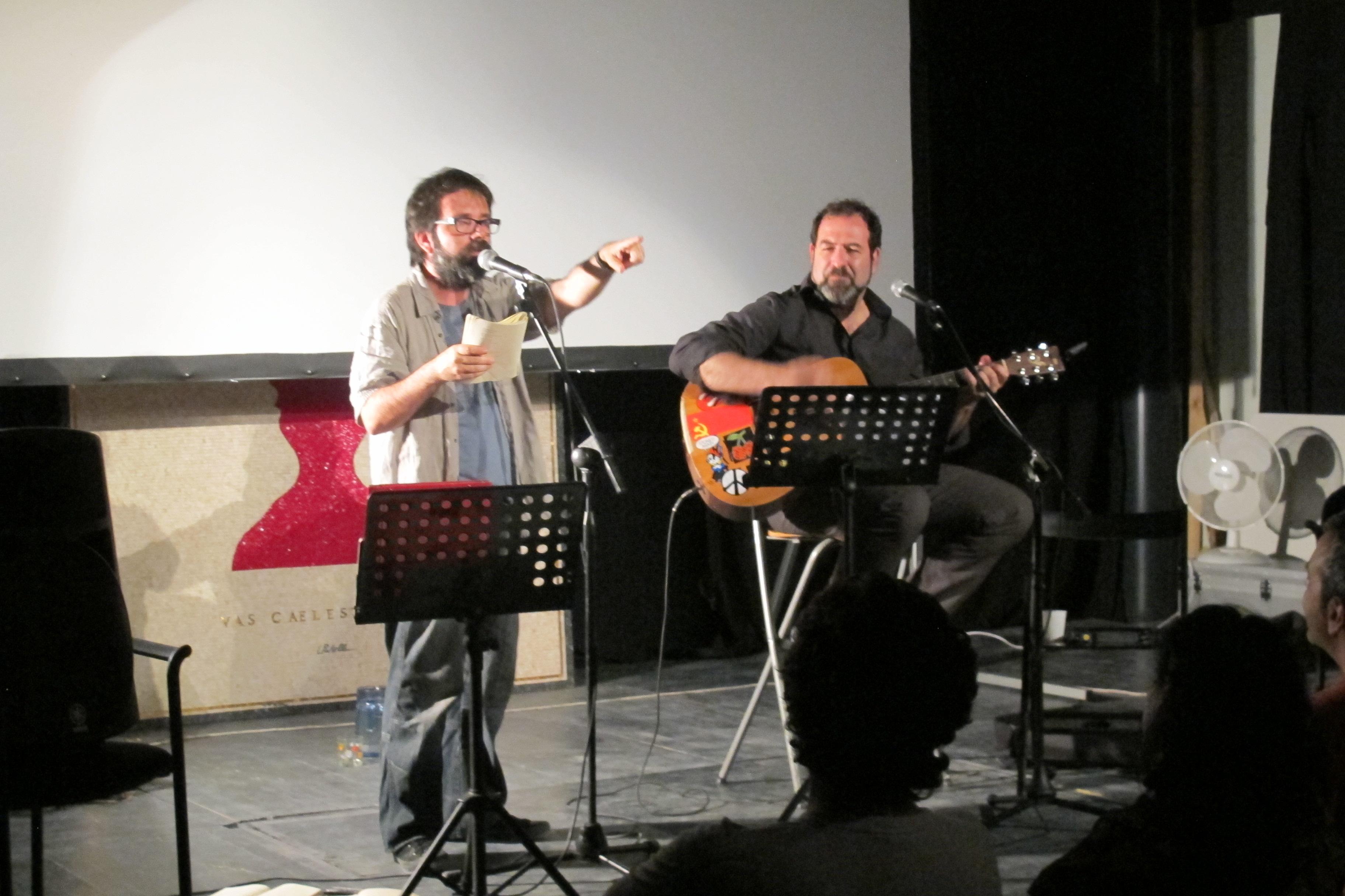 Guido Catalano in concerto
