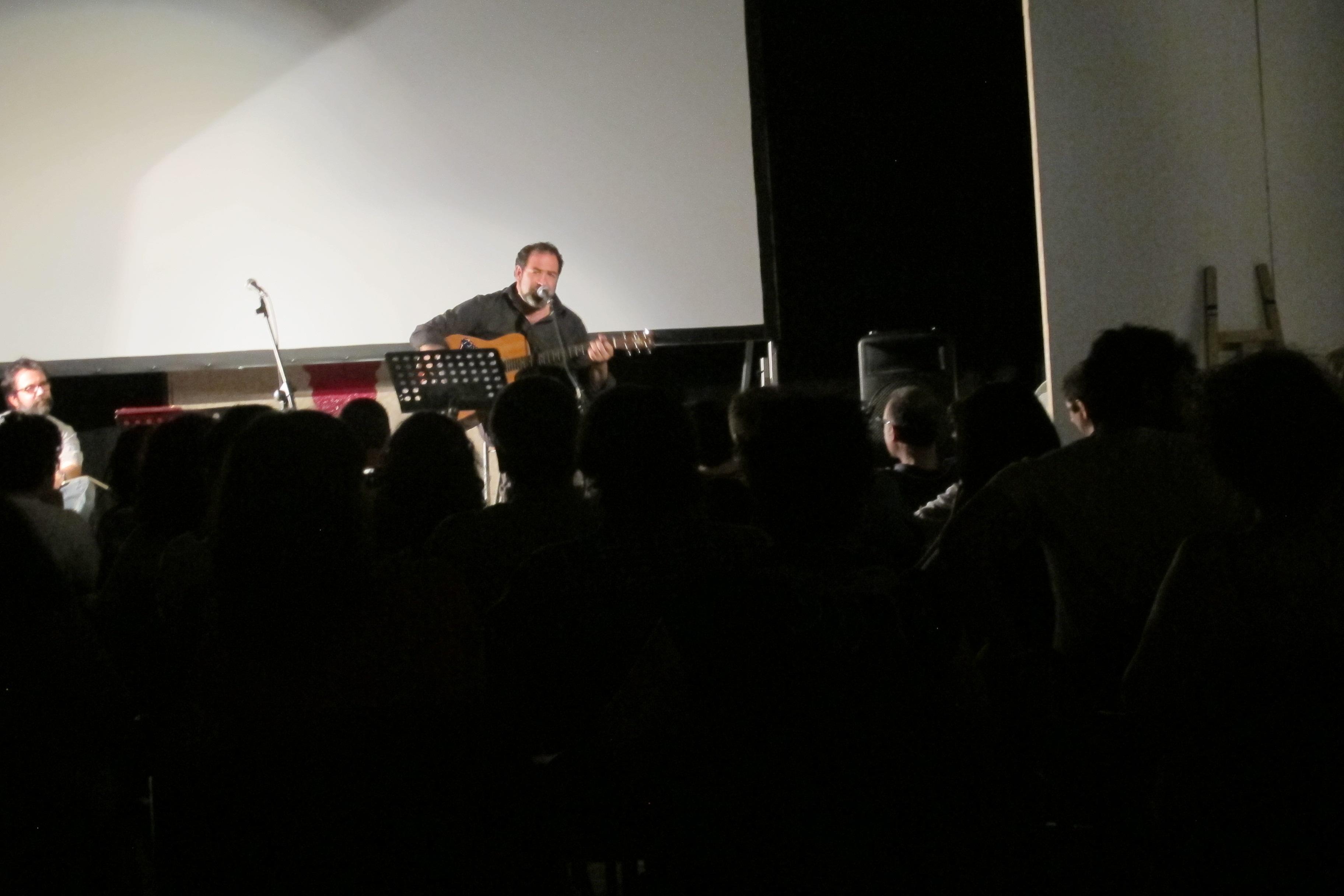 Spettacolo concerto di Guido Catalano