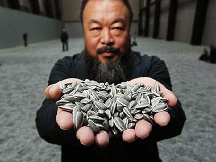 """""""Ai Weiwei Never Sorry"""" (2012)"""