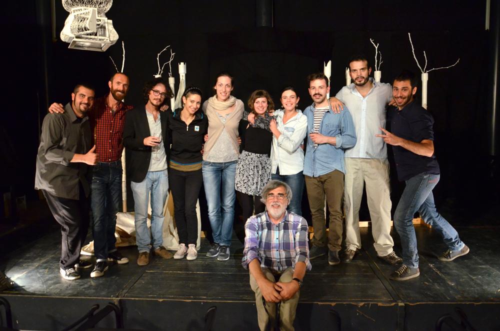 """La compagnia """"Teatro delle viti"""""""