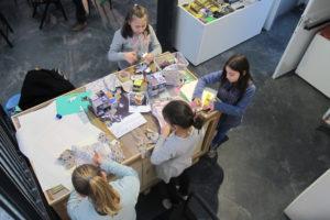 Laboratori didattici con le scuole aquilane