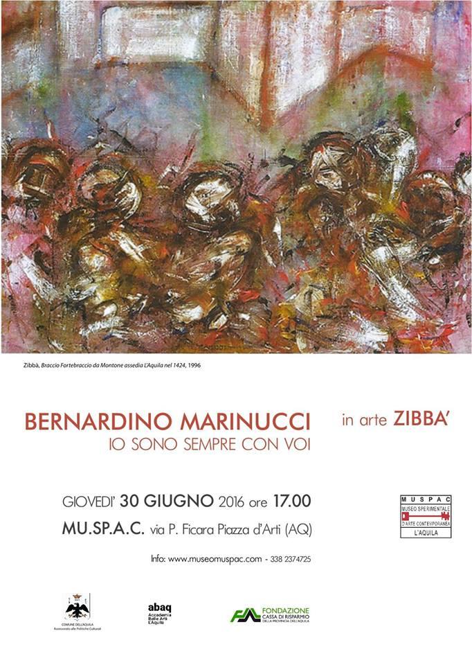 Bernardino Marinucci Io sono semore con voi 30 giugno