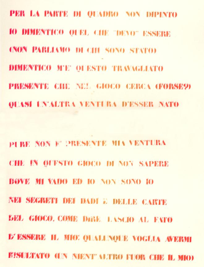 CarmeloBene_Endecasillabi per Ingres_serigrafia di vari colori su carta_50 x 70 cm_1972_hi