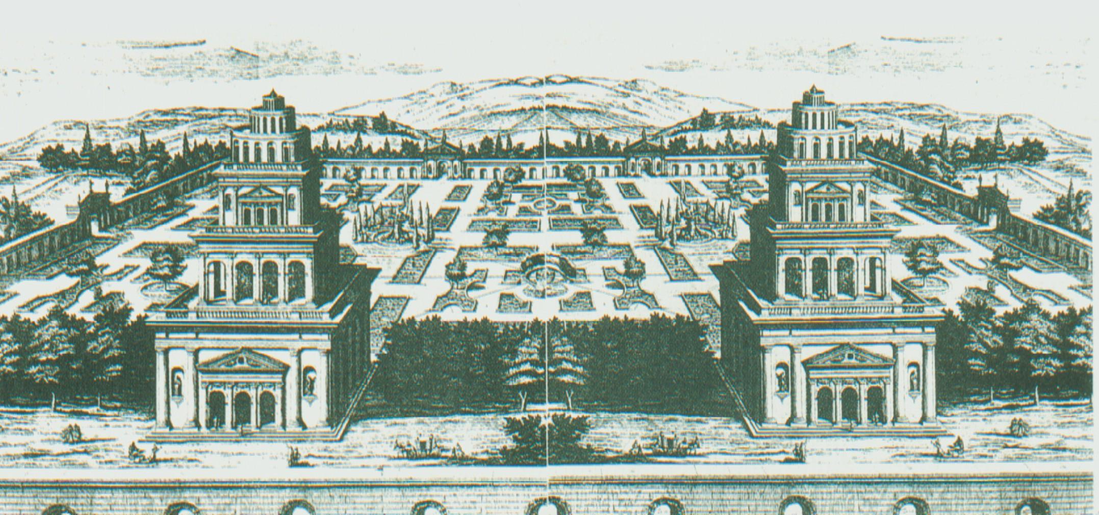 GIULIO PAOLINI, Il modello del tempio il tempio del modello,