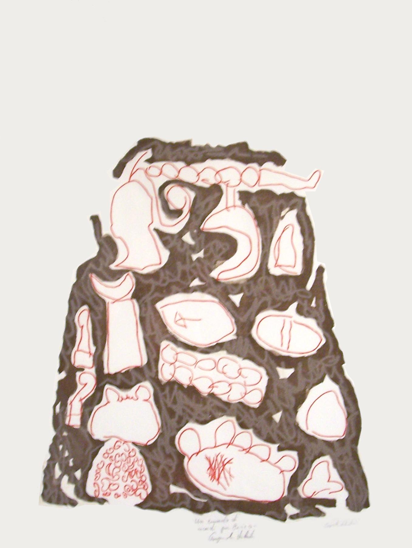 Liberatore Pasquale_Una montagna di ricordi_serigrafia_50 x 70 cm_hi_2