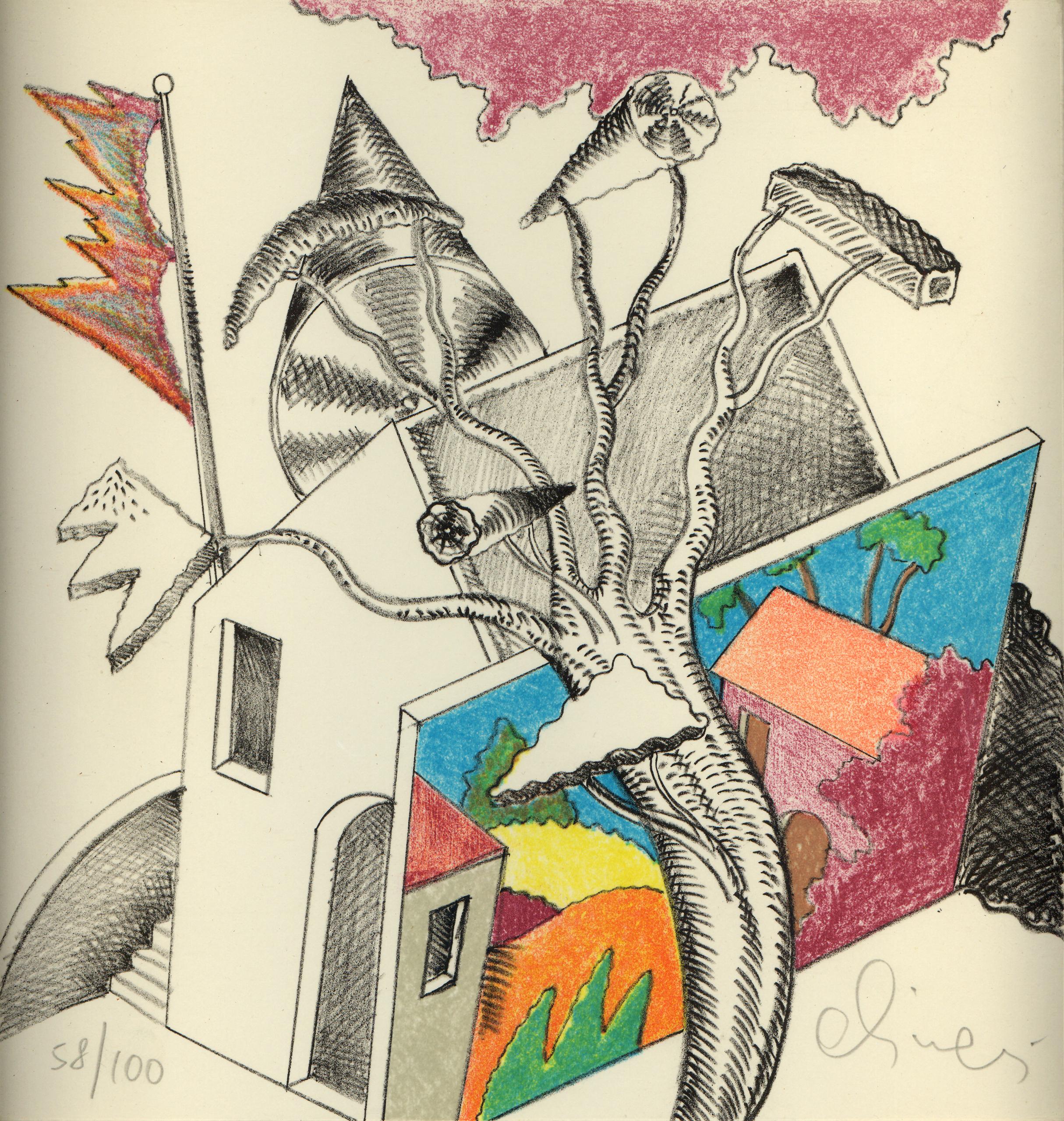 Luca Alinari_Senza titolo_serigrafia 58100_23x23_1980
