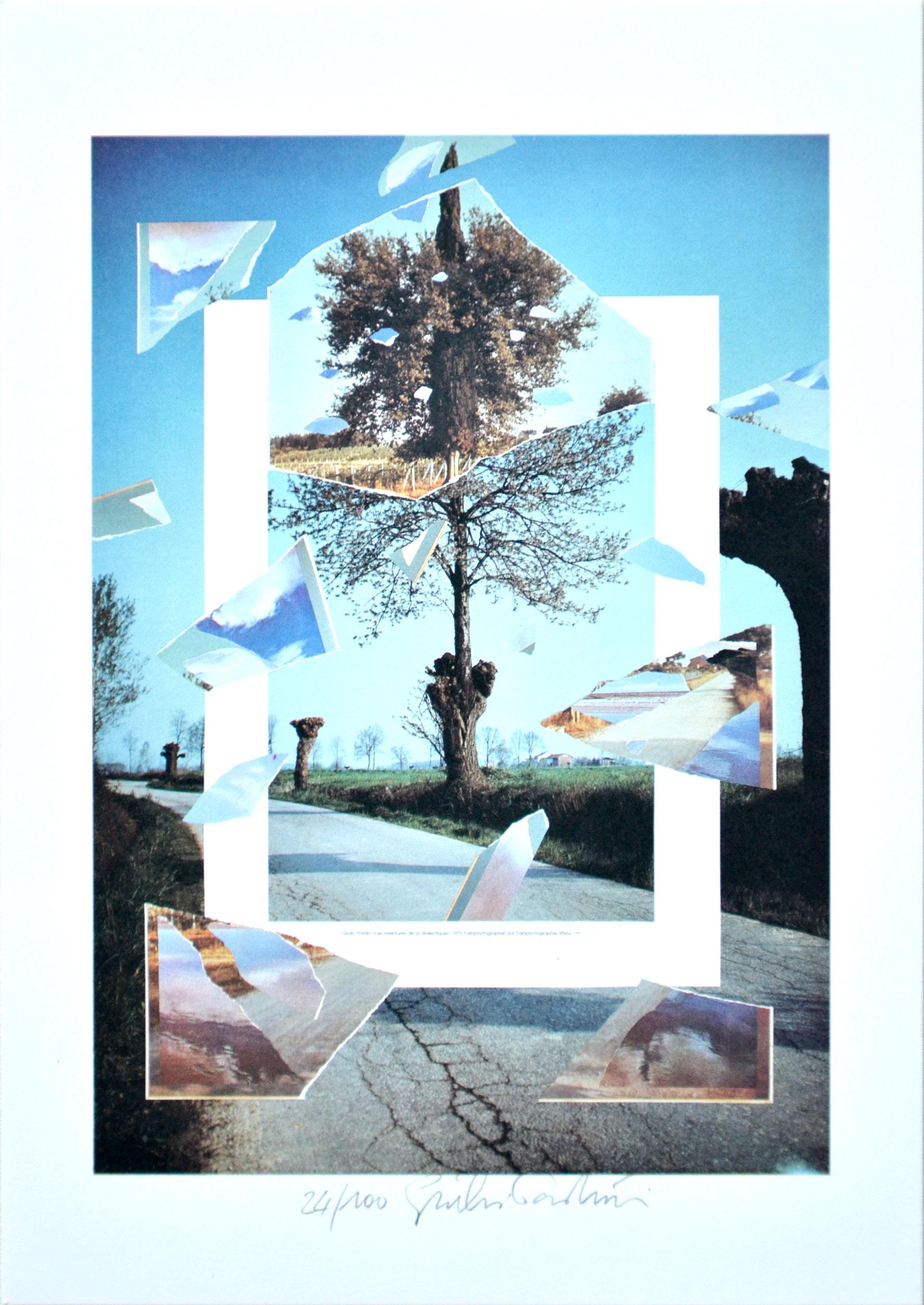Paolini Giulio_les aventures de la dialectique_litografia 24-100_20x30cm_1975