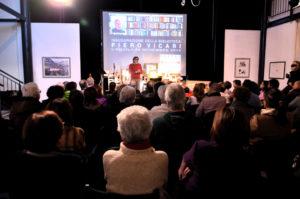 Inaugurazione fondo Biblioteca Vicari