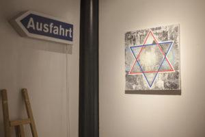 """AUSFHART  Lightbox 2013 Francesca Checchi - """"Dedicato al Giorno della Memoria… di tutte le Memorie"""" 2013 Leonilde Carabba"""