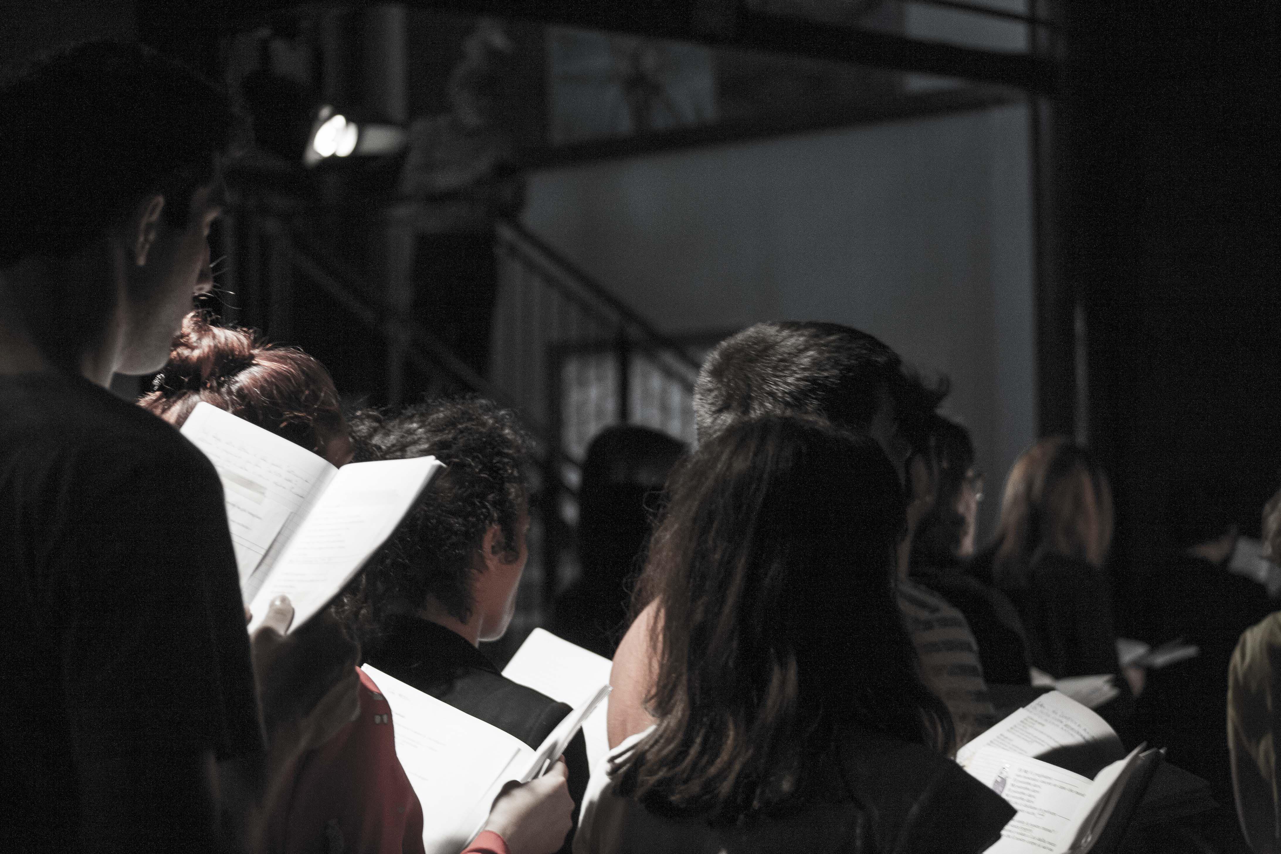 Laboratorio teatrale di Chiara Guidi