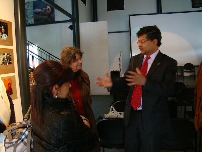 L'ambasciatore del Bangladesh Masud Bin Momen