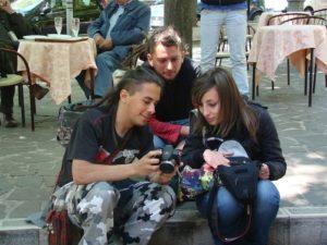 Seminario con Jacopo Benci e Silvia Stucky