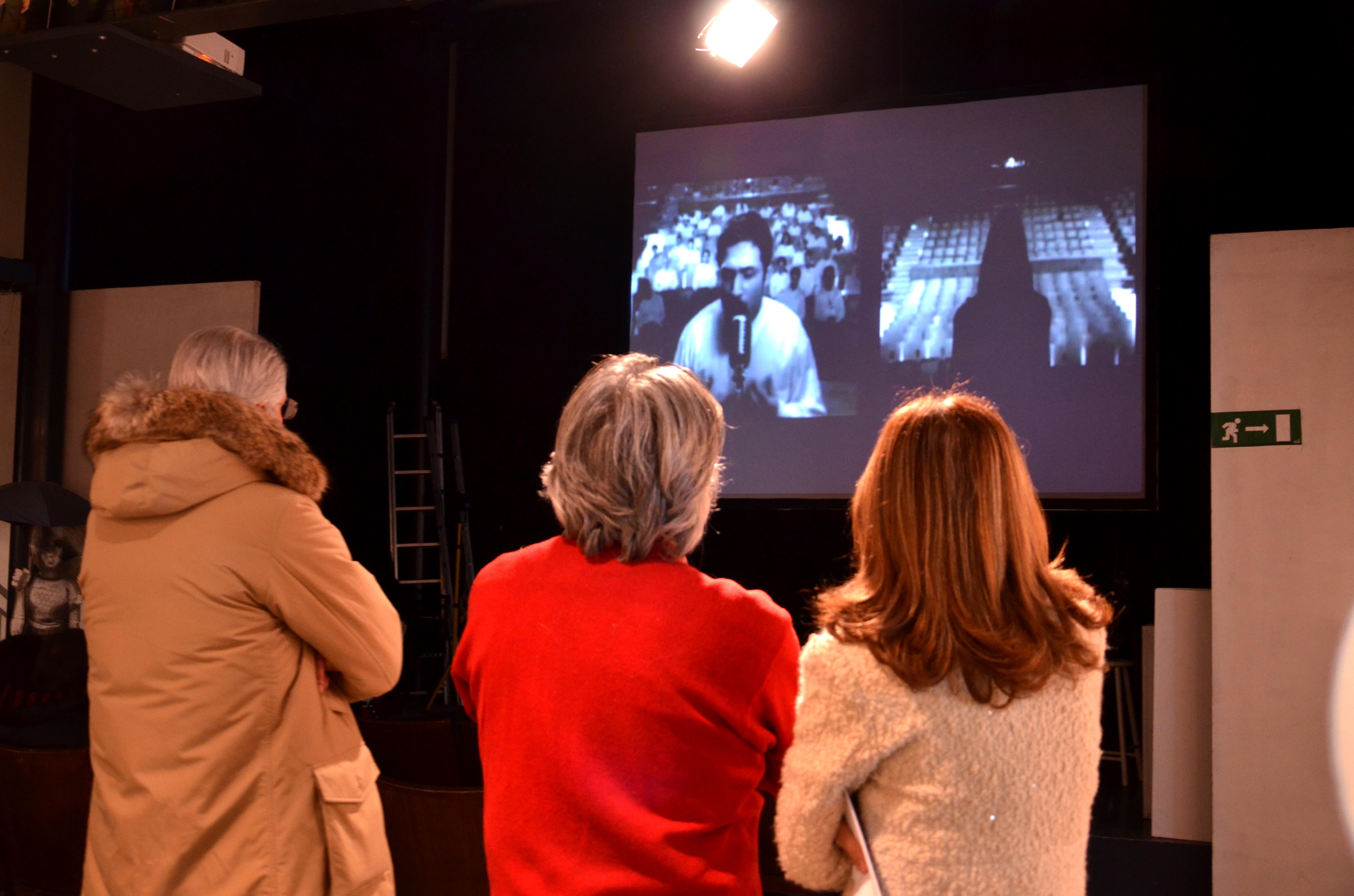 Proiezioni del film di Schirin Neshat