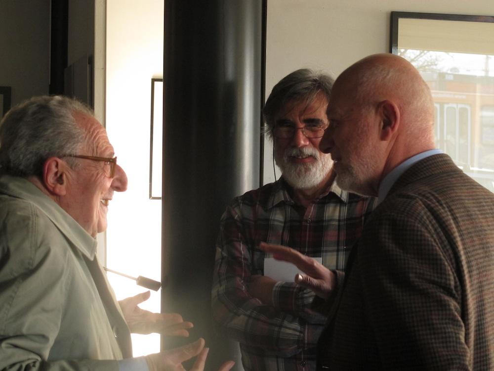Raffaele Colapietra, Enrico Sconci, Fabio Redi