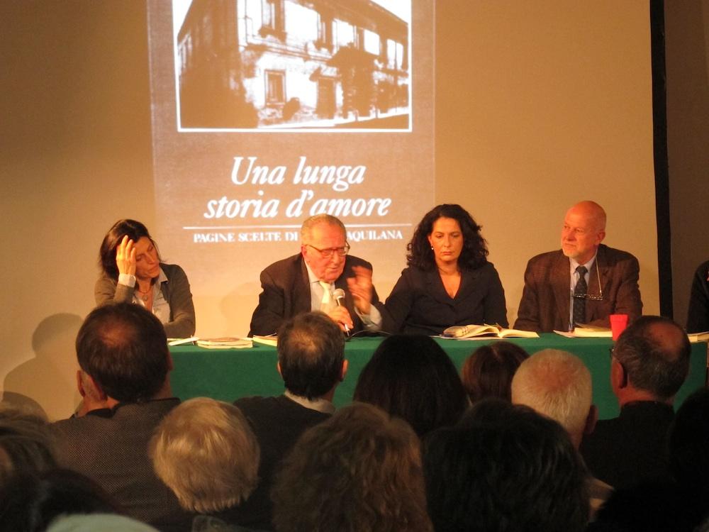 Annalucia Bonanni, Raffaele Colapietra, Silvia Mantini, Fabio Redi