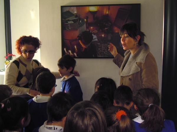 Laboratorio didattico a cura di Rosanna Pichelli
