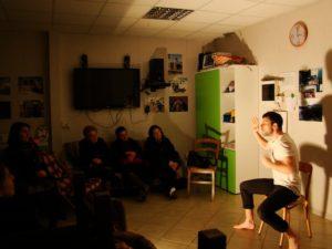 Foto dello spettacolo